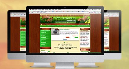 SEO pre český e-shop so záhradným nábytkom