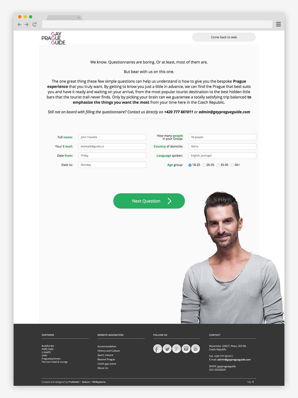 form gpg - webdesign