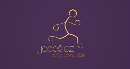Logo pre portál jedes.cz