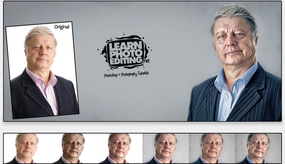 biznistípek - photoshop návod