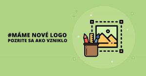Nové logo - tvorba