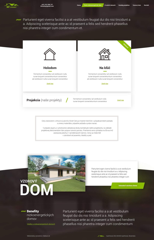 BF-stavby.sk - web redesign - prevedenia svavieb v 2