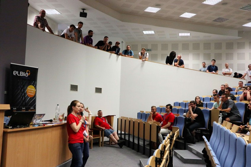 WordCamp 2018 Bratislava - report, tombola