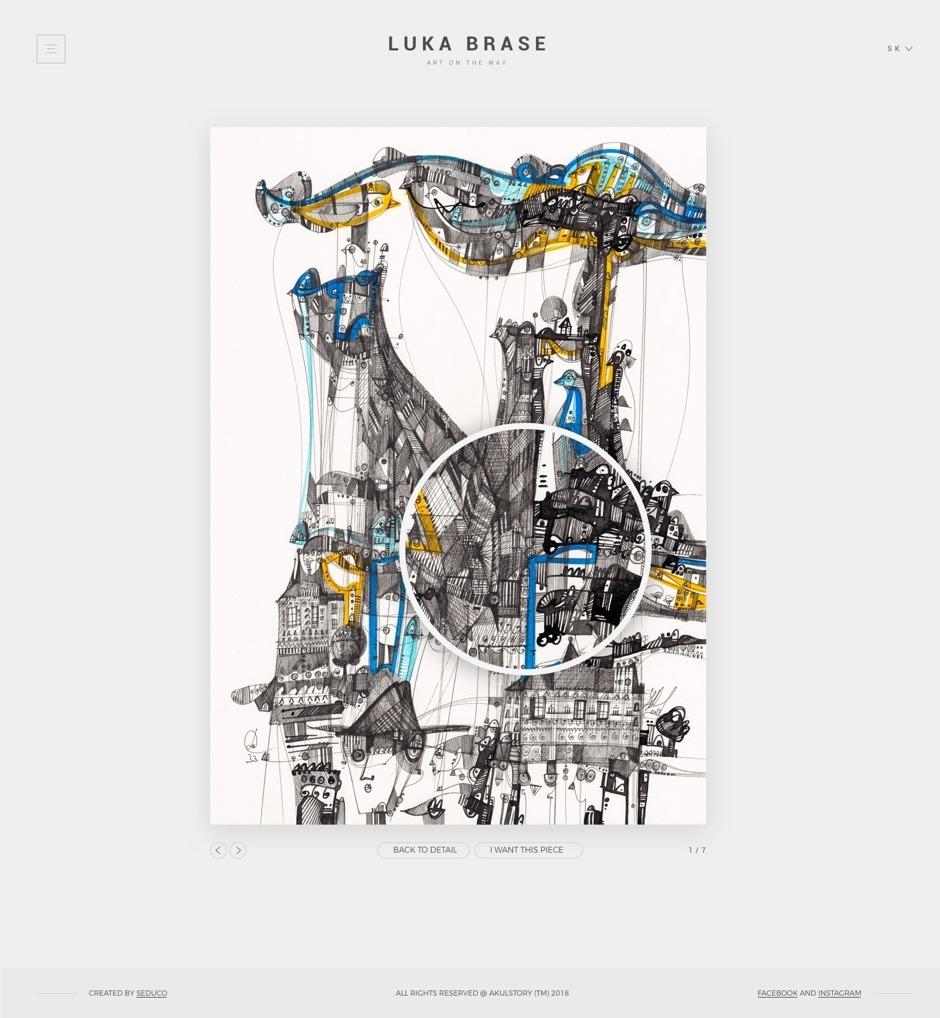 UX/UI design - Luka Brase - Zoom Work