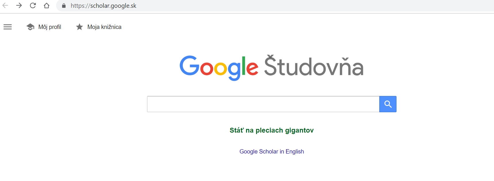 google studovna nastroj obsahovy marketing