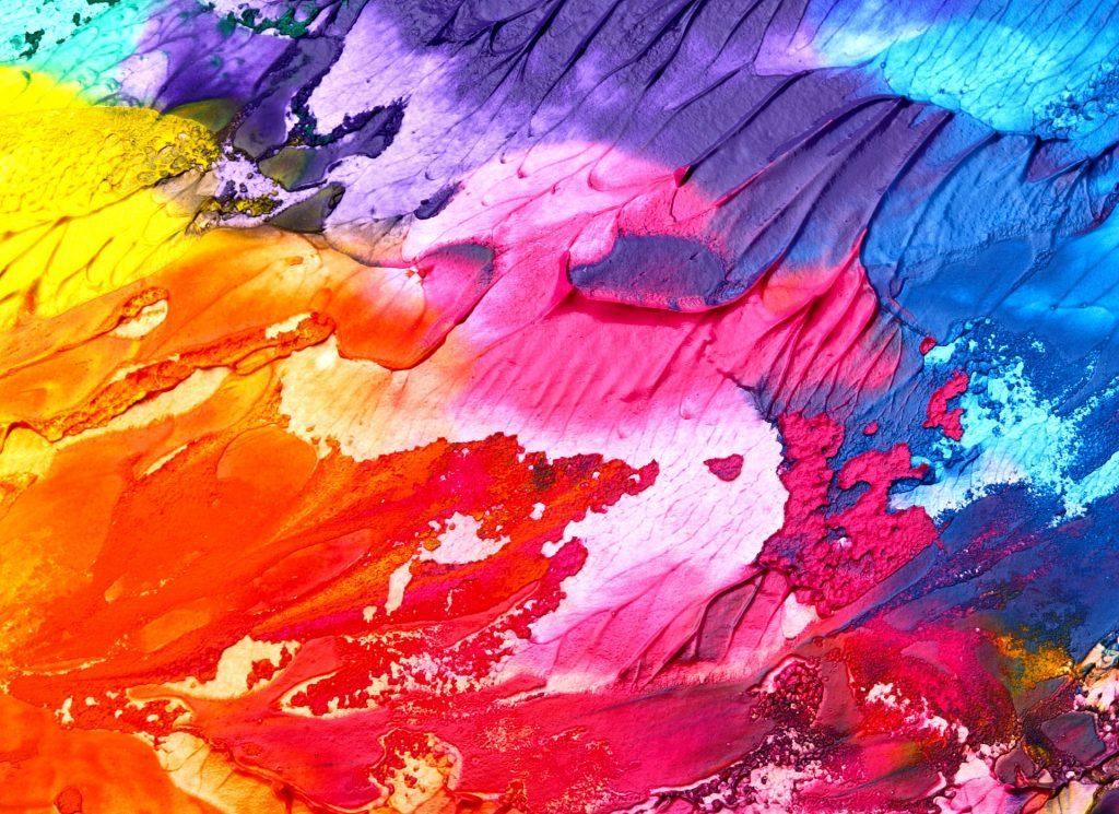 Psychológia farieb v dizajne