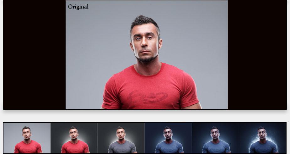 atlét2 - photoshop návod