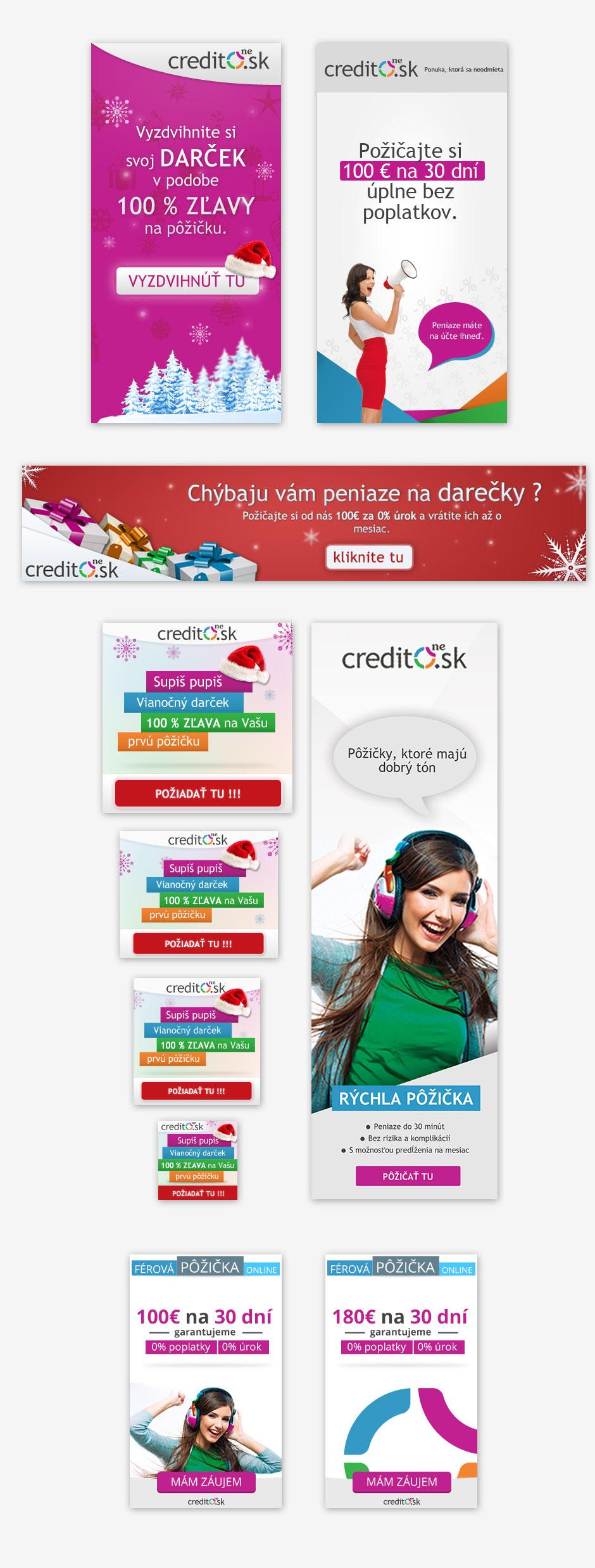 bannery - creditone
