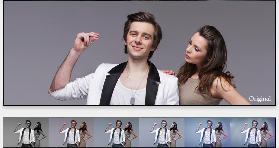 mainflash 2- photoshop návod