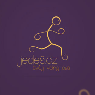 Logo - Jedeš.cz
