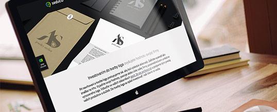 Máme nové, vylepšené služby – tvorba loga