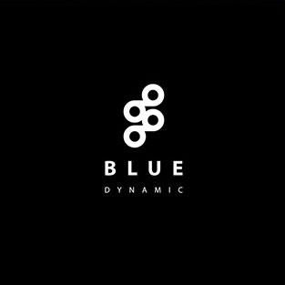 Logo - Blue Dynamic